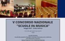 Concorso Scuole in Musica di Verona – V edizione – 2021